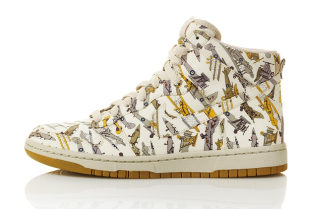 ... Nike Liberty 2011 Collection. Tom's Jets High Skinny Premium Dunks