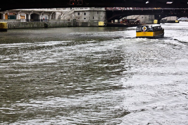 water taxis do exist!