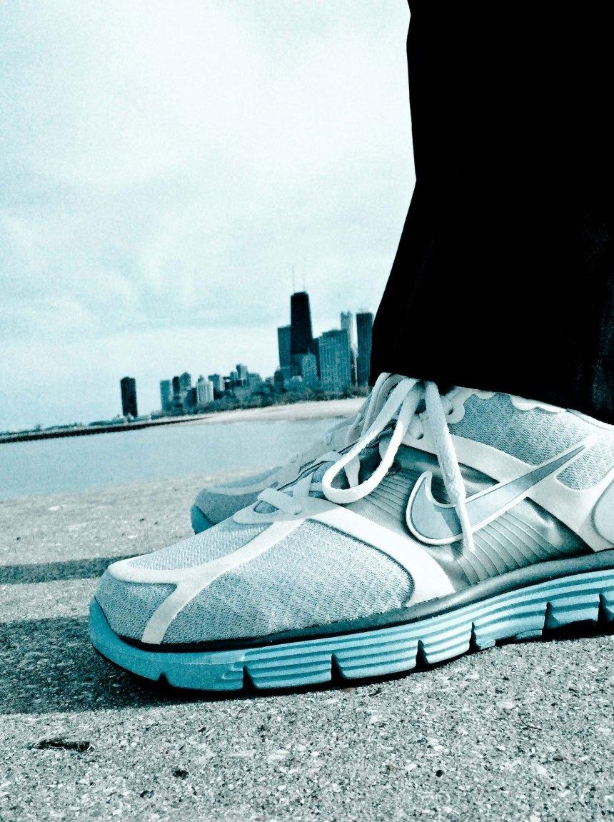 Lunar Glide Nike Chicago