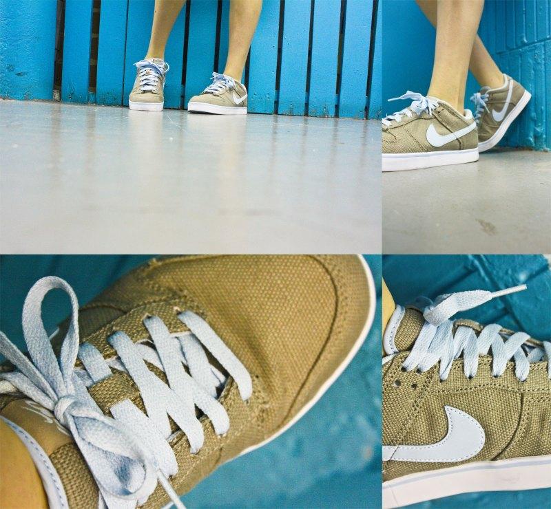 Nike 6.0 blue