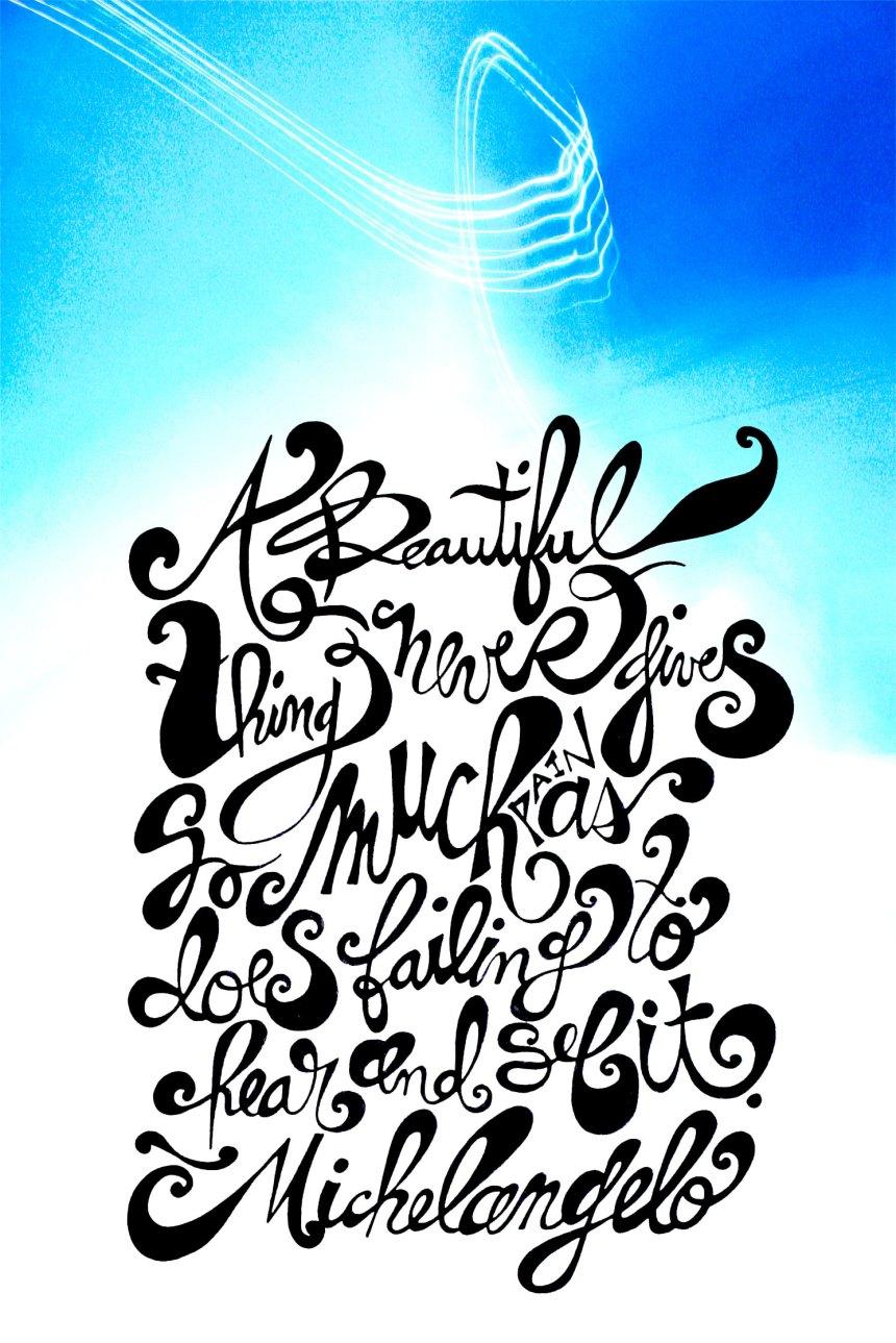 Michelangelo quote