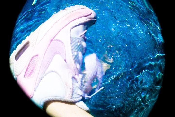 Nike splash