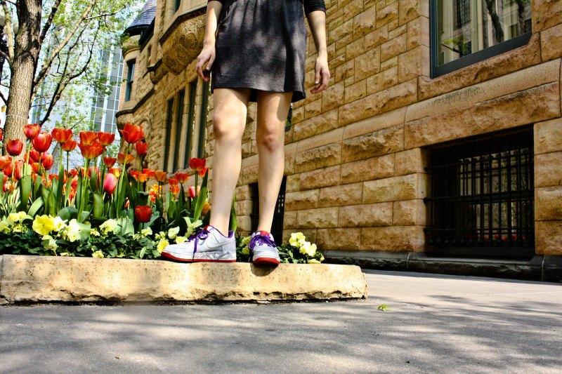 Chicago sidewalk