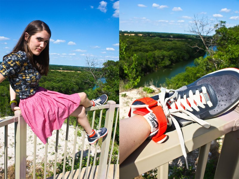 summer and the brazos