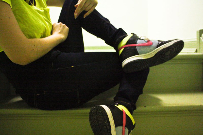 Nike art love
