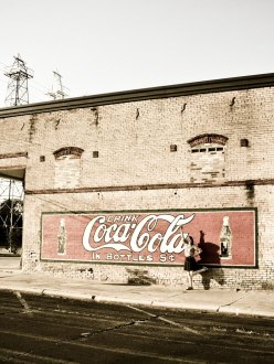 for the love of Coke