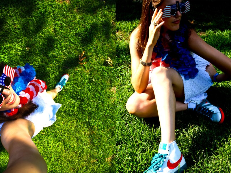 Nike and July 4th