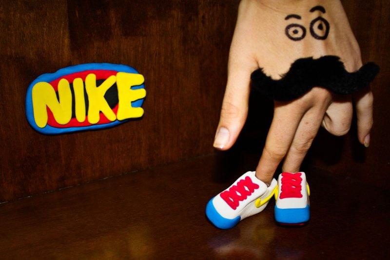 Model Magic Nike