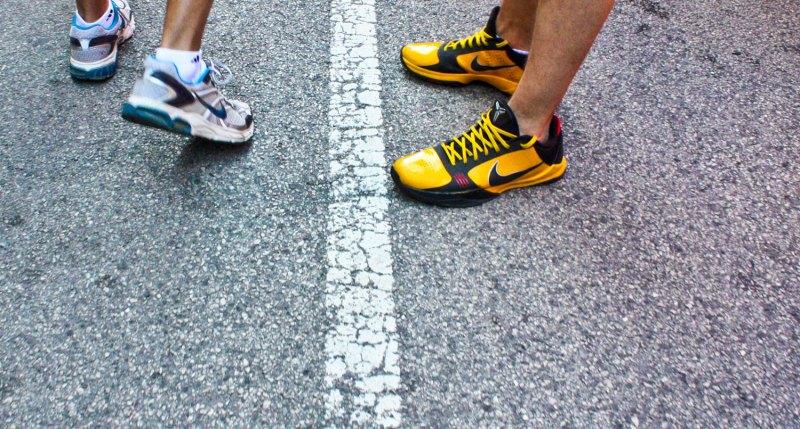 Nike in Wicker Park Fest