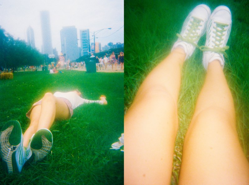 disposable camera techniques
