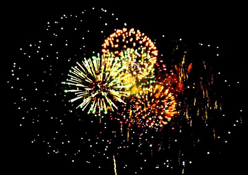 Navy Pier fireworks, Chicago