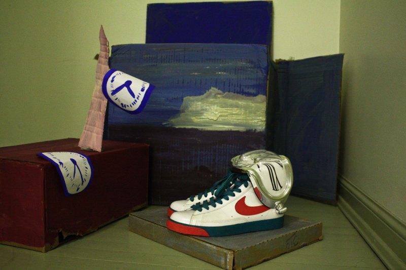 nike and fine art