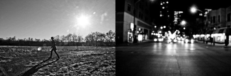 country v. city