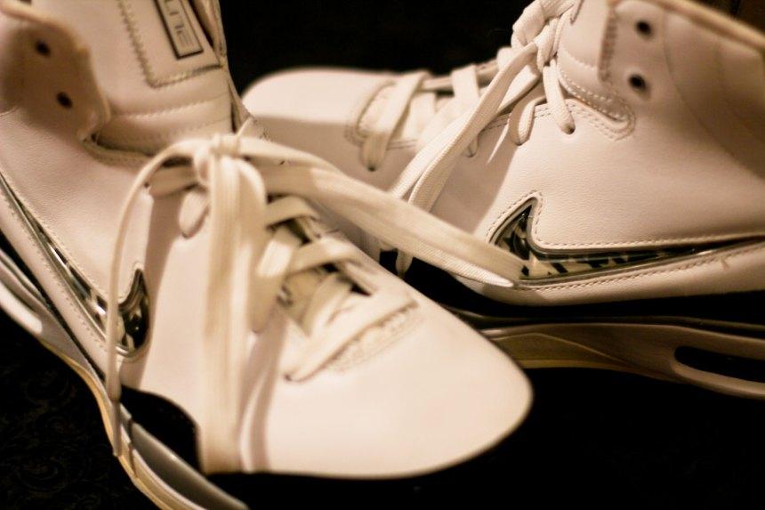 Nike bball hightops