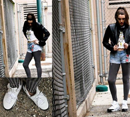 Nike street grunge