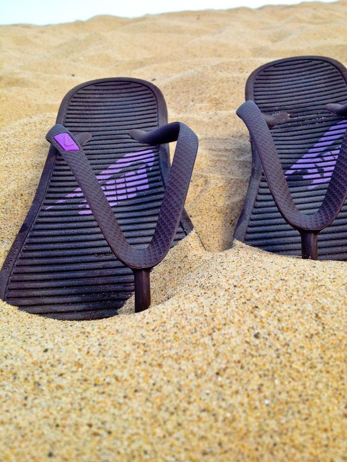 Nike beach