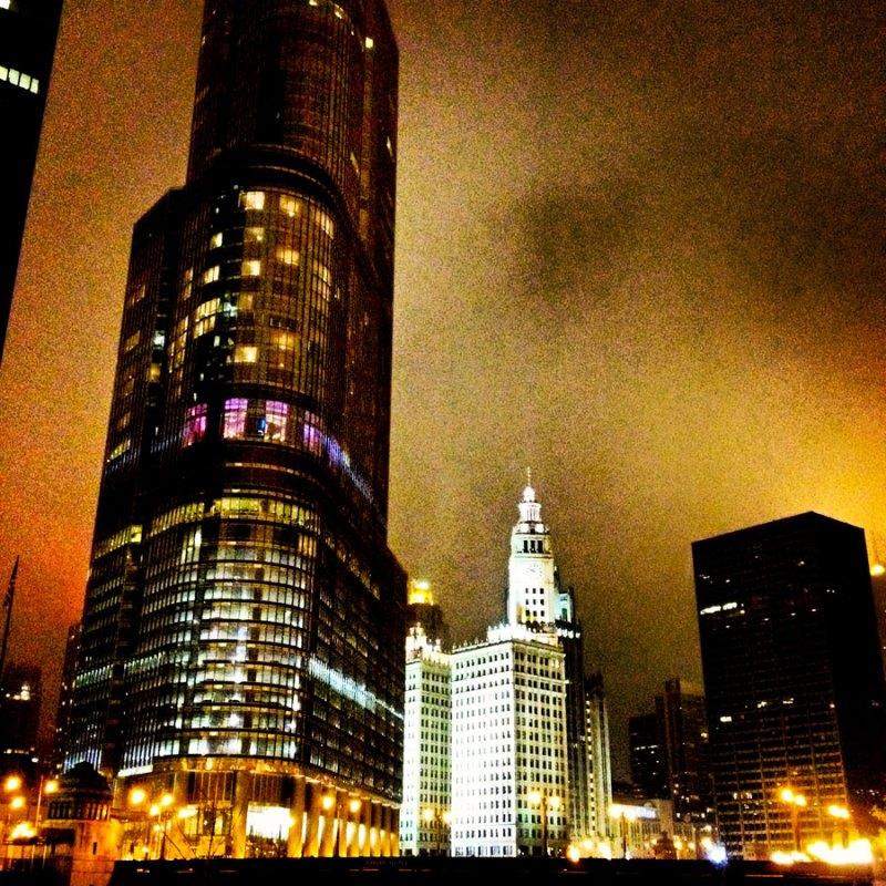 Chicago fog