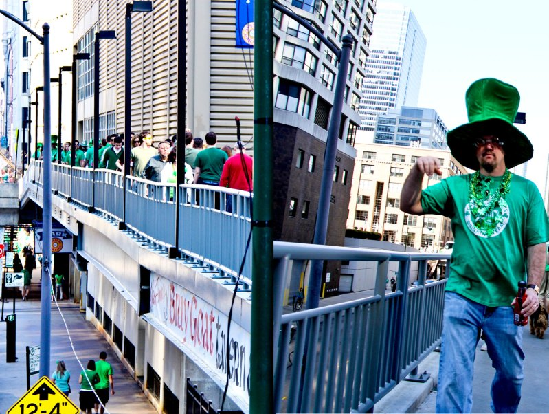 Chi-town Saint Patty's Day