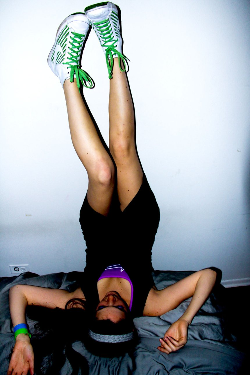 sports bra- Nike
