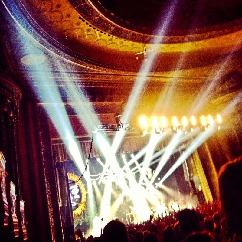 music scene in Chicago