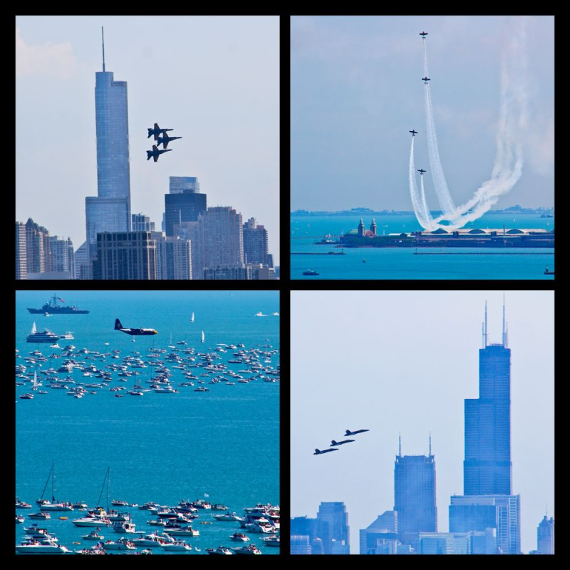 air water show-- Chicago