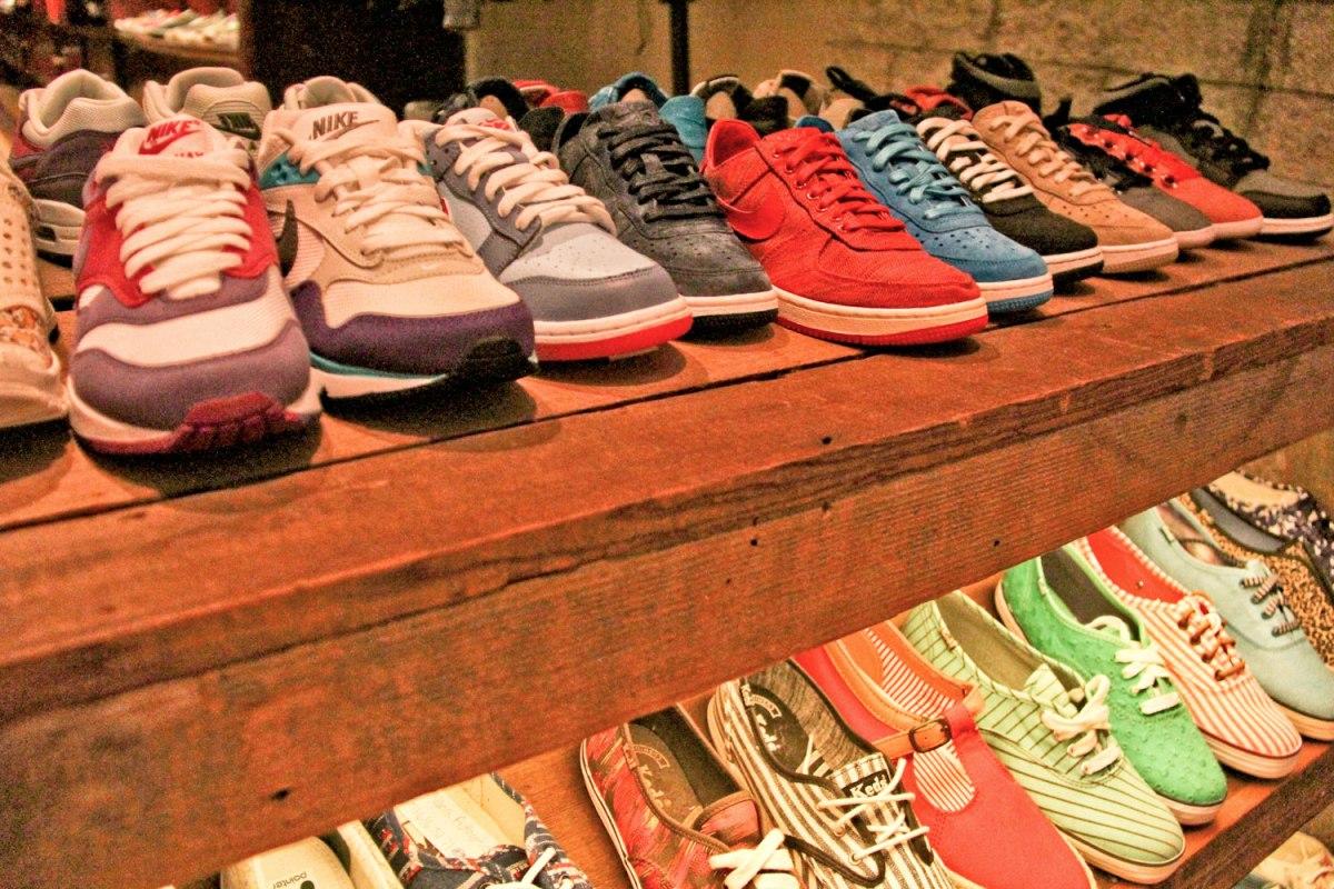 sneaker head heaven