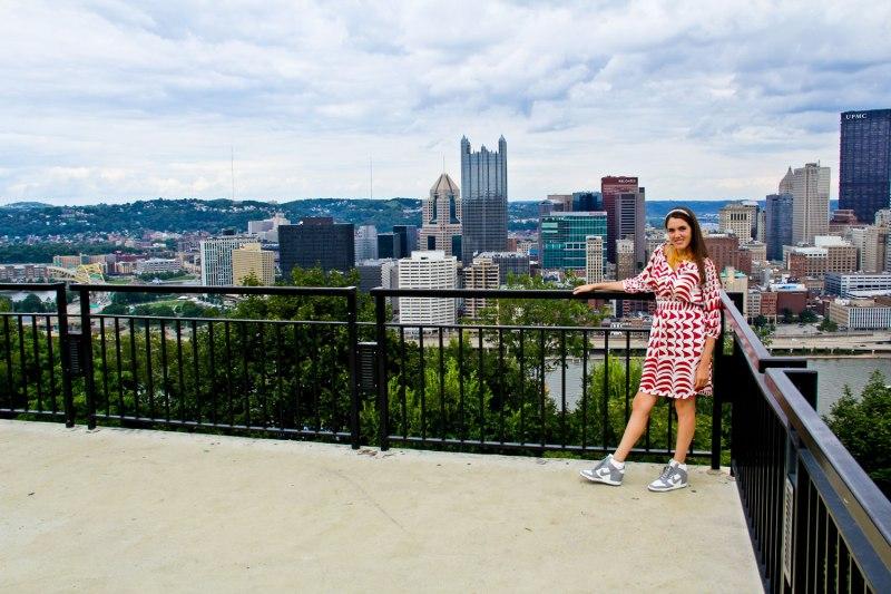Pittsburgh, Pennsylvania skyline