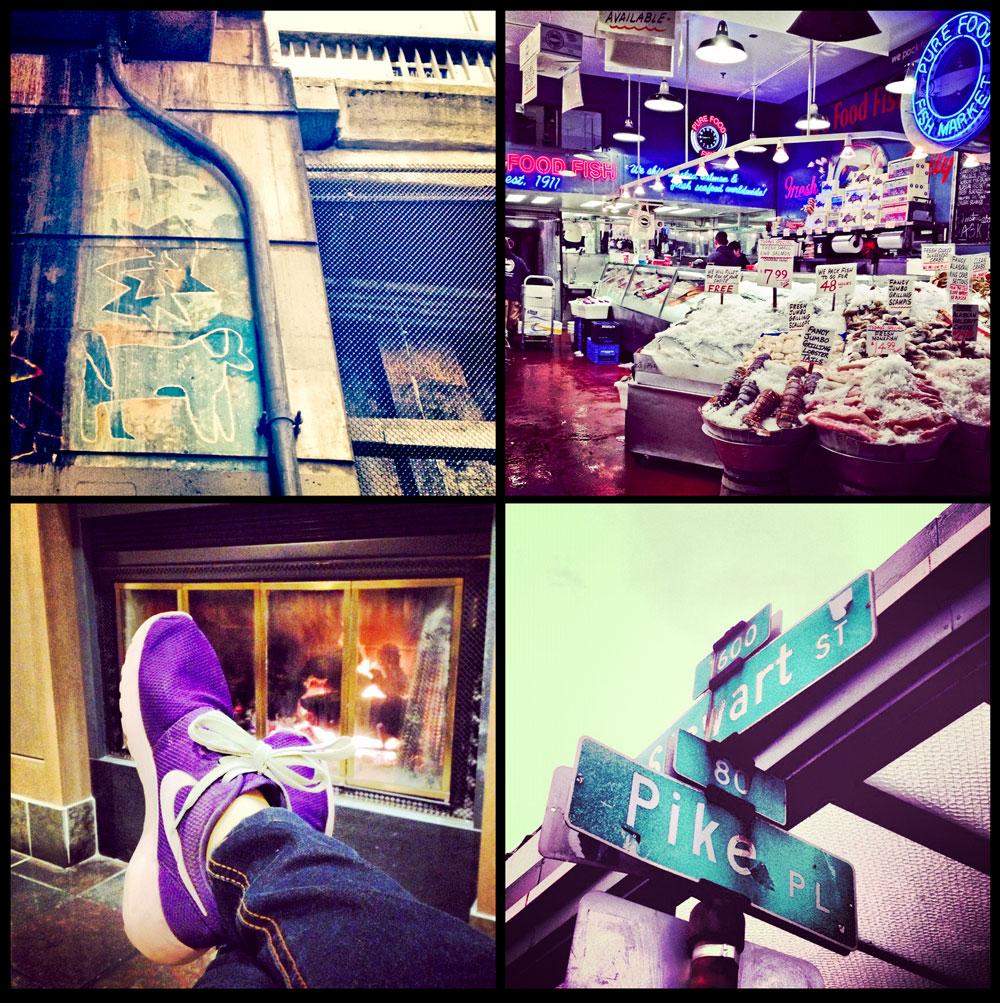 sneakers in Seattle