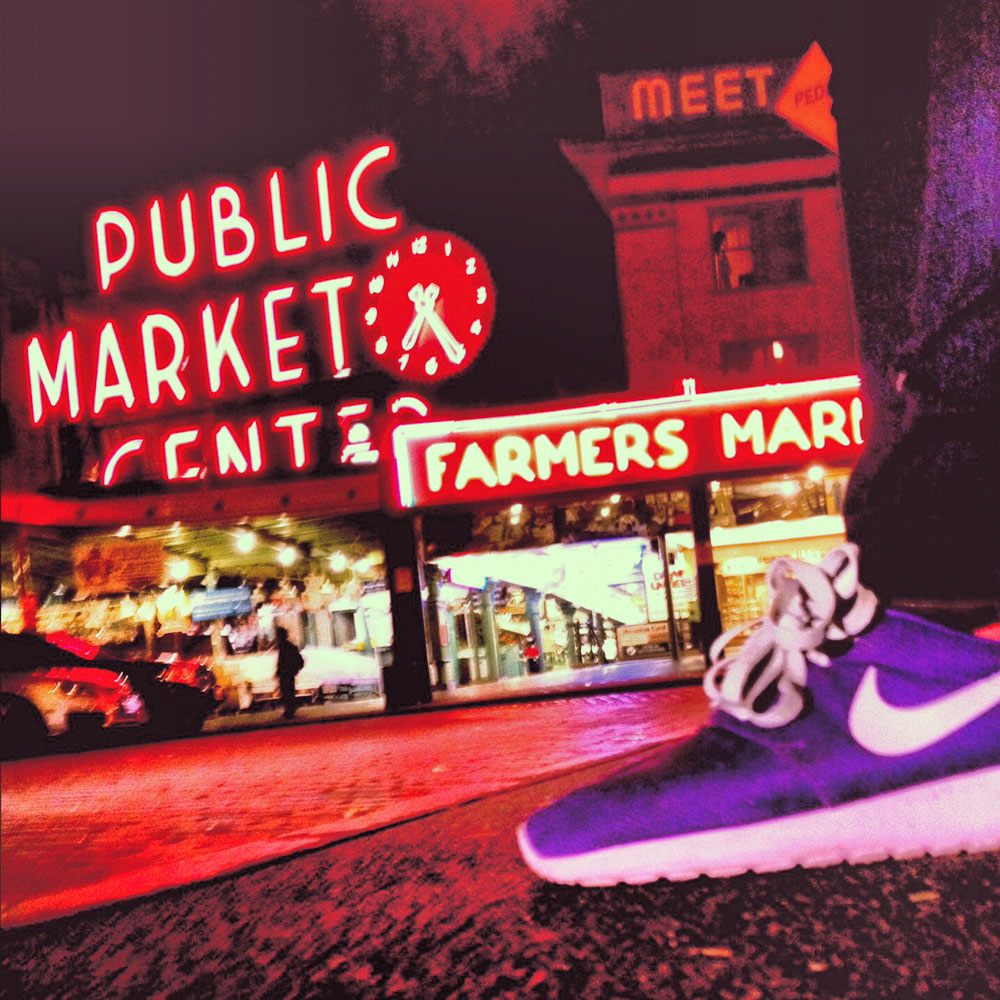 sneakers in Seattle