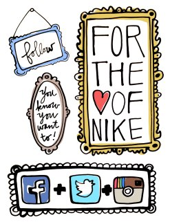 for the love of nike