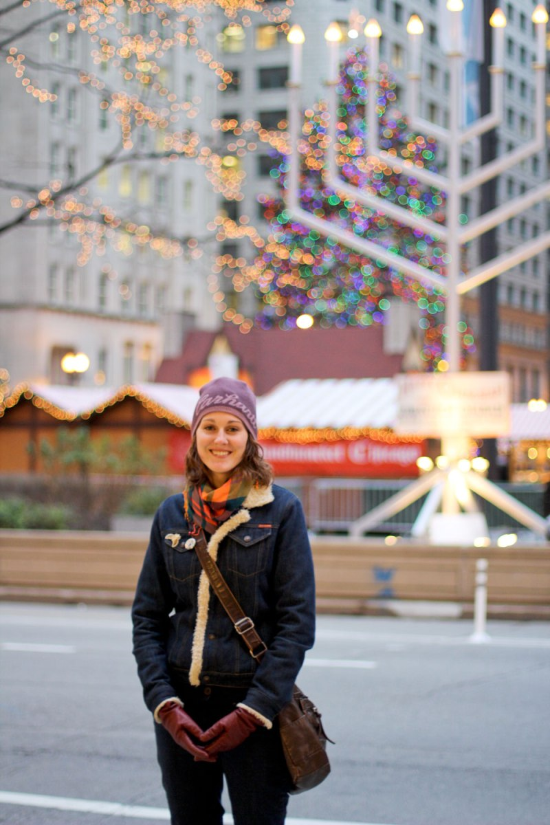 Christmas in Chicago