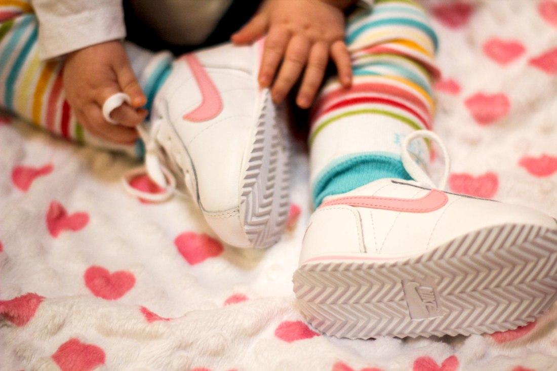 Nike kids Cortez