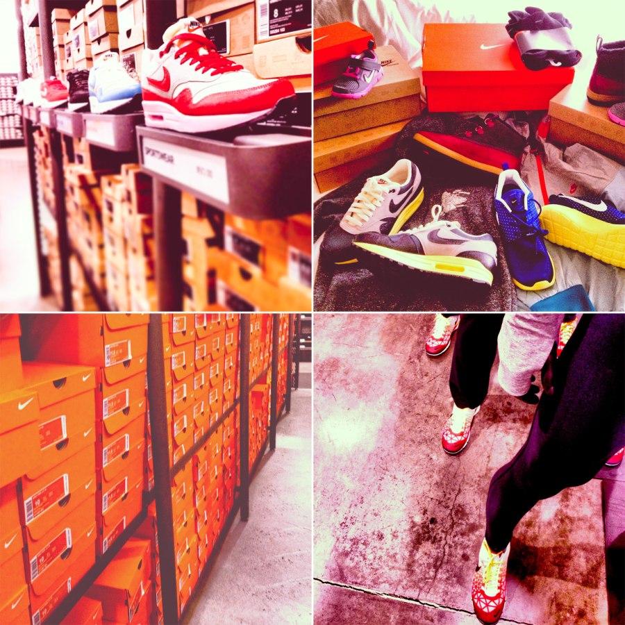 Nike and Portland