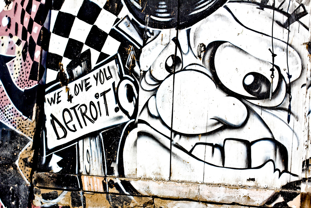 Detroit and Nike