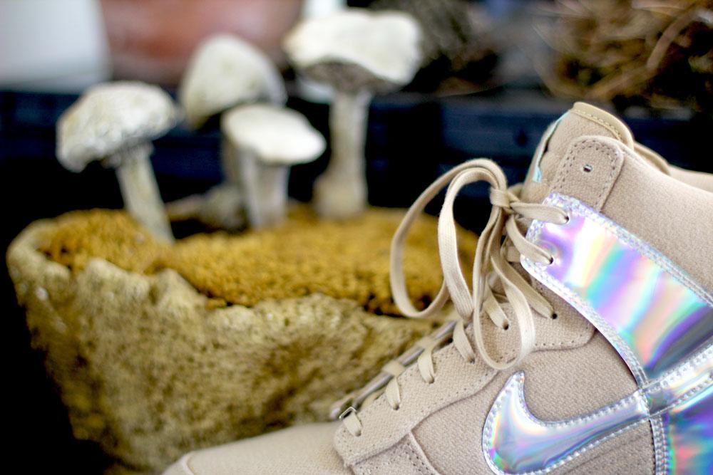 Texas and Nike