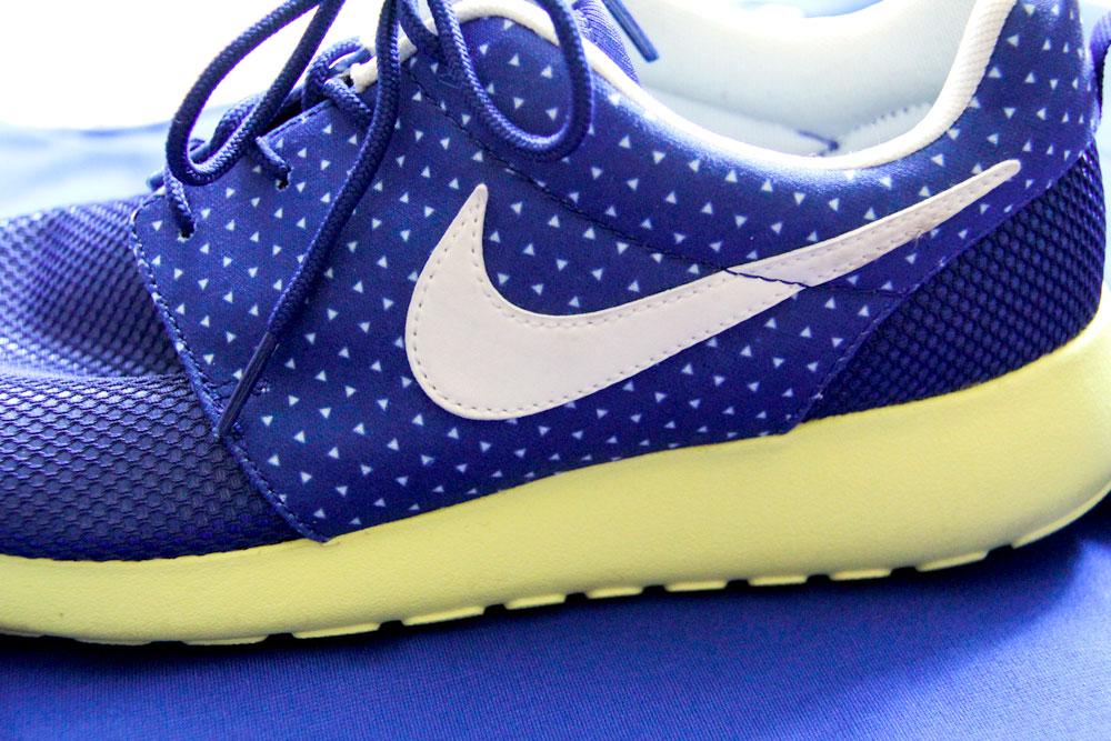 Nikes in New York