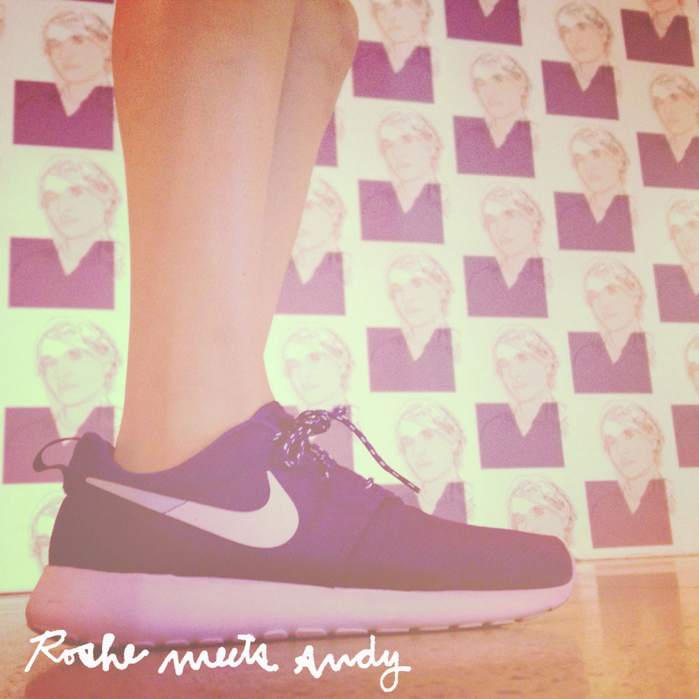 Andy Warhol and Nike