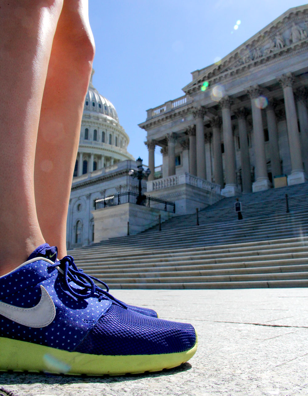Washington DC and NIke