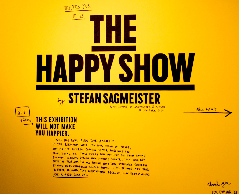 The Happy Show in Chicago