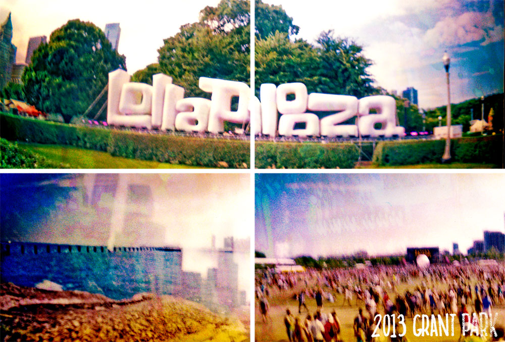 Lollapalooza 2013 Chicago