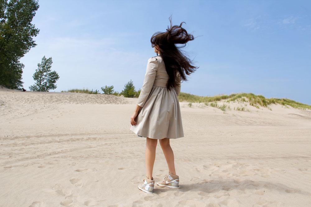 Sand Dune Dancing