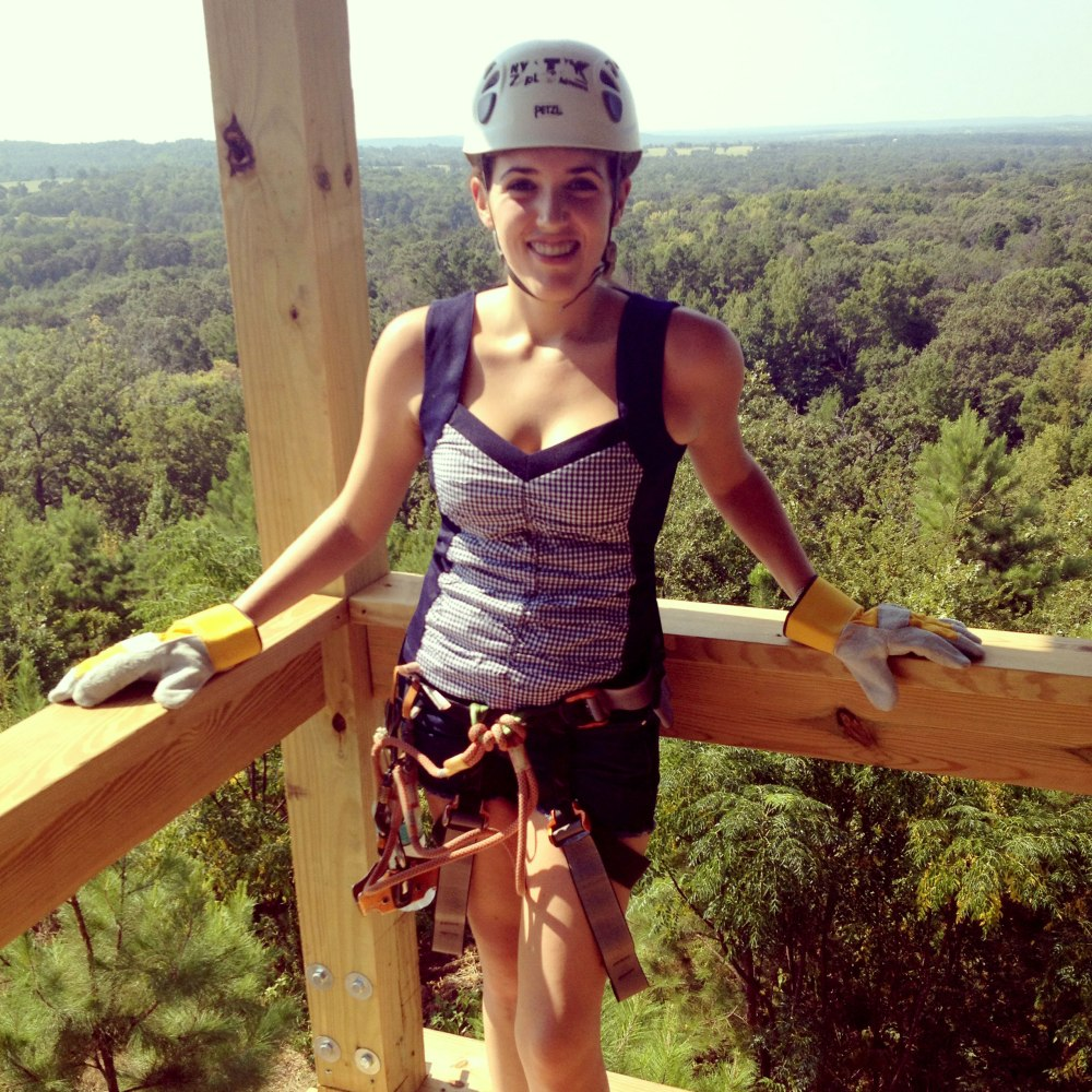Nike Zipline in New York Texas
