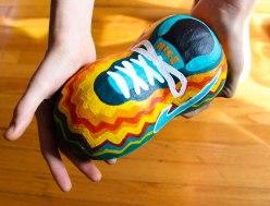 Missoni Nike tribute by Jennifer Martinez Darling