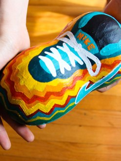 Missoni Nike tribute by Jennifer Martinez Darling