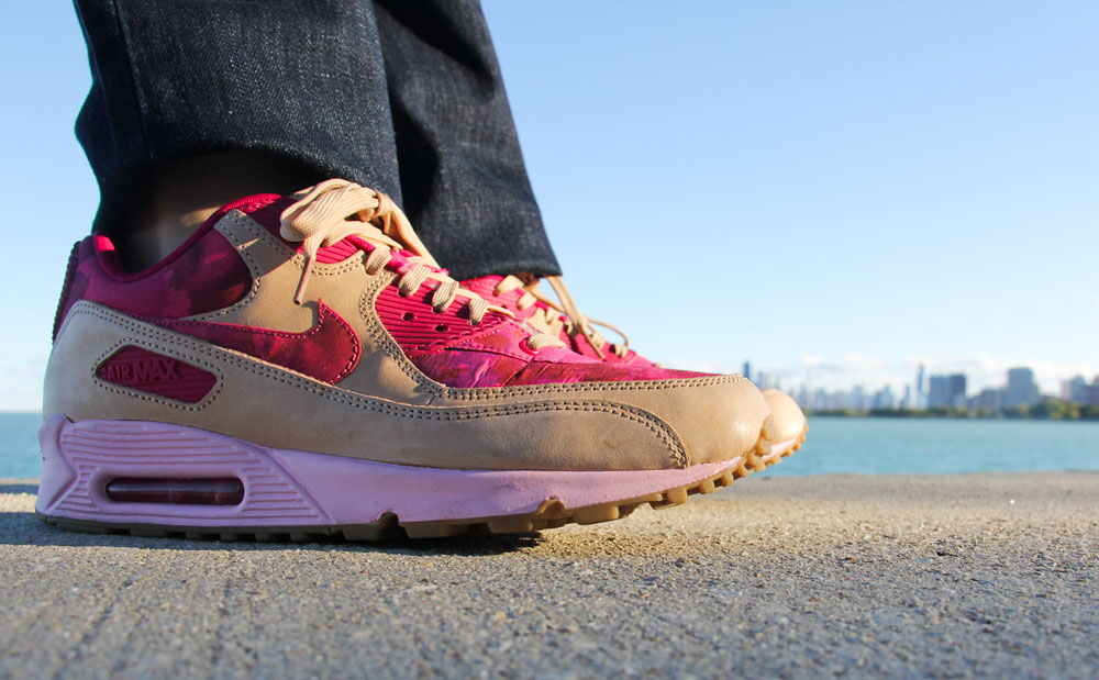 Chicago and Nike Liberty
