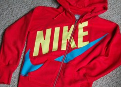 one nike hoodie two ways