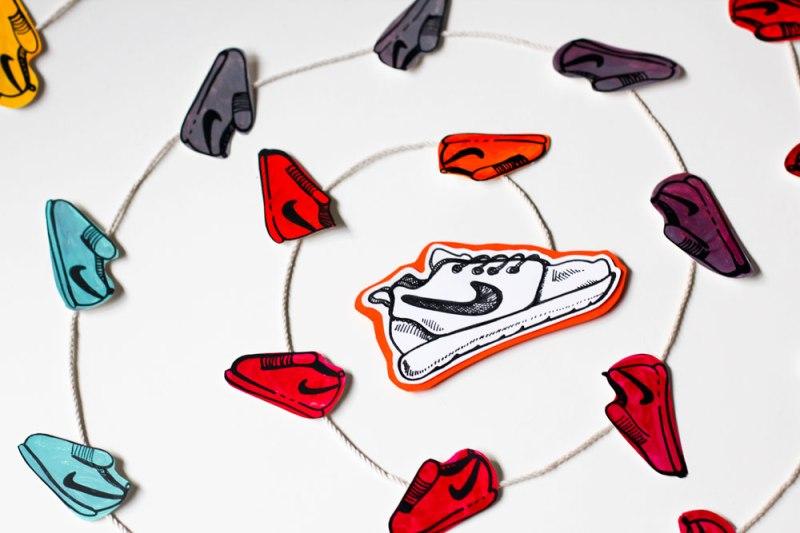 I'm dreaming of a Nike Christmas