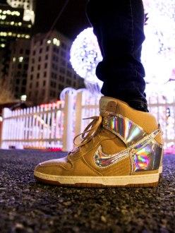 Thanksgiving in Pittsburgh -- Nike