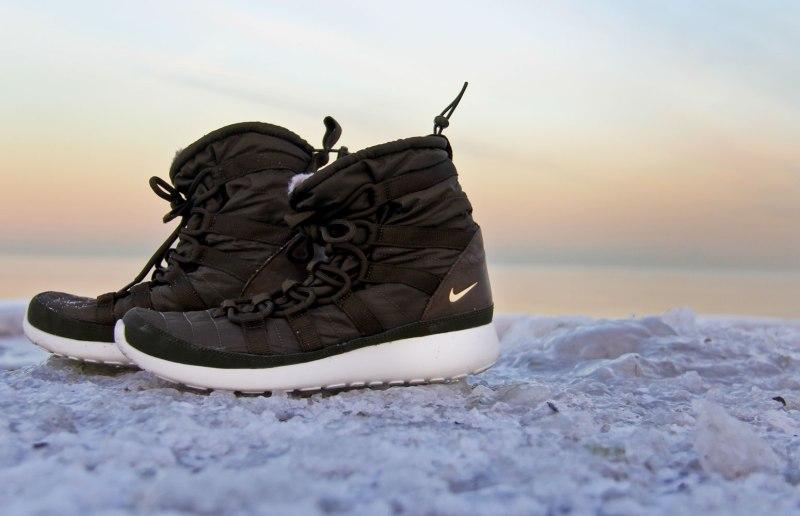 Chiberia and Nike