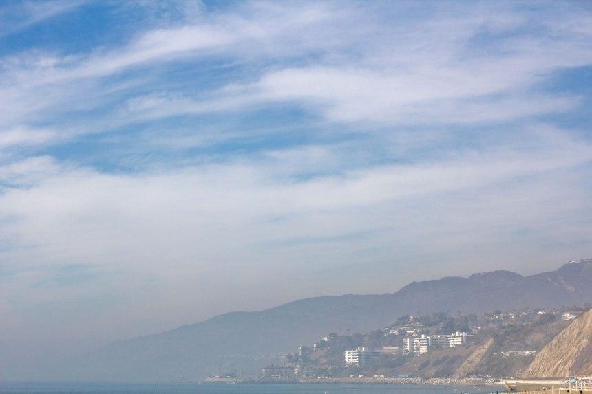 Santa Monica Bliss - for the love of nike